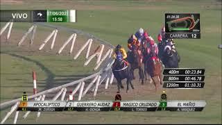 Vidéo de la course PMU PREMIO EL BULLANGUERO HANDICAP