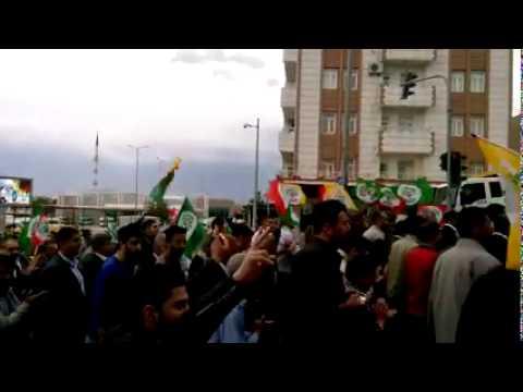 Adıyaman Rışvan Aşireti HDP'ye katıldı