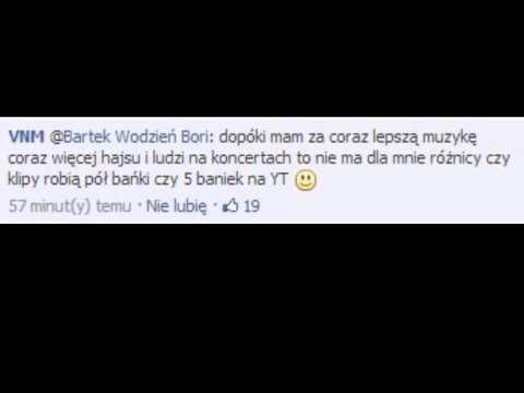 Bori - Facebook Battle ( ZIARECKI KURWO 2 )