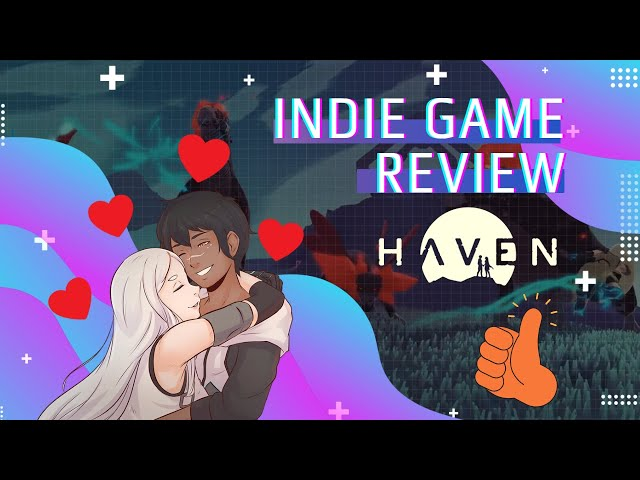 """Indie Game Review: """"Haven""""  Romance Adventure RPG!"""