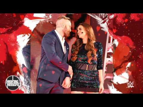 "2017: Mike & Maria Kanellis 1st & New WWE Theme Song - ""True Love"" ᴴᴰ"