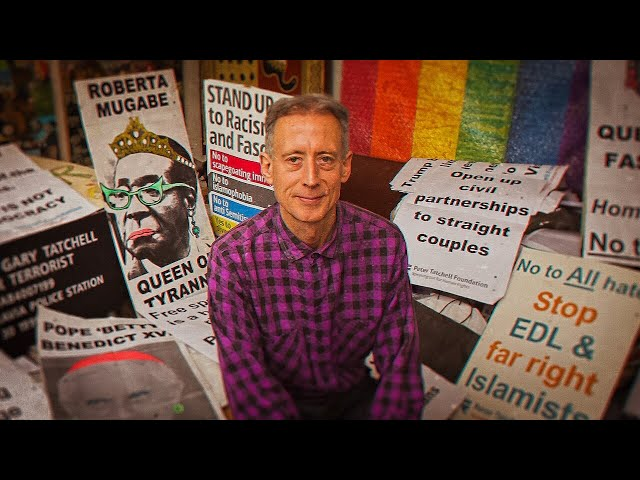 Hating Peter Tatchell (Gay Documentary Trailer)