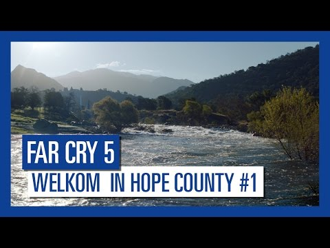 Far Cry  5 - Welkom in Hope County #1