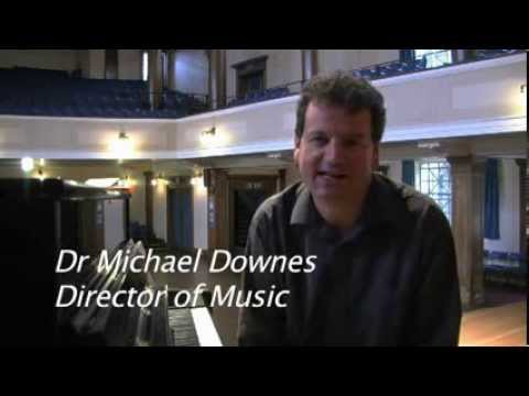 St Andrews University Music Department Orientation  2013