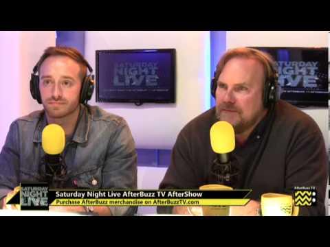 Saturday Night Live After Show   Josh Hutcherson — November 23rd, 2013   AfterBuzz TV