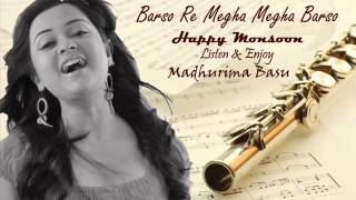 Madhurima Basu Monsoon Special Barso Re Megha Barso