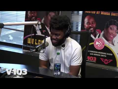 New Artist Khalid Shares With Us What Inspired His New Music!