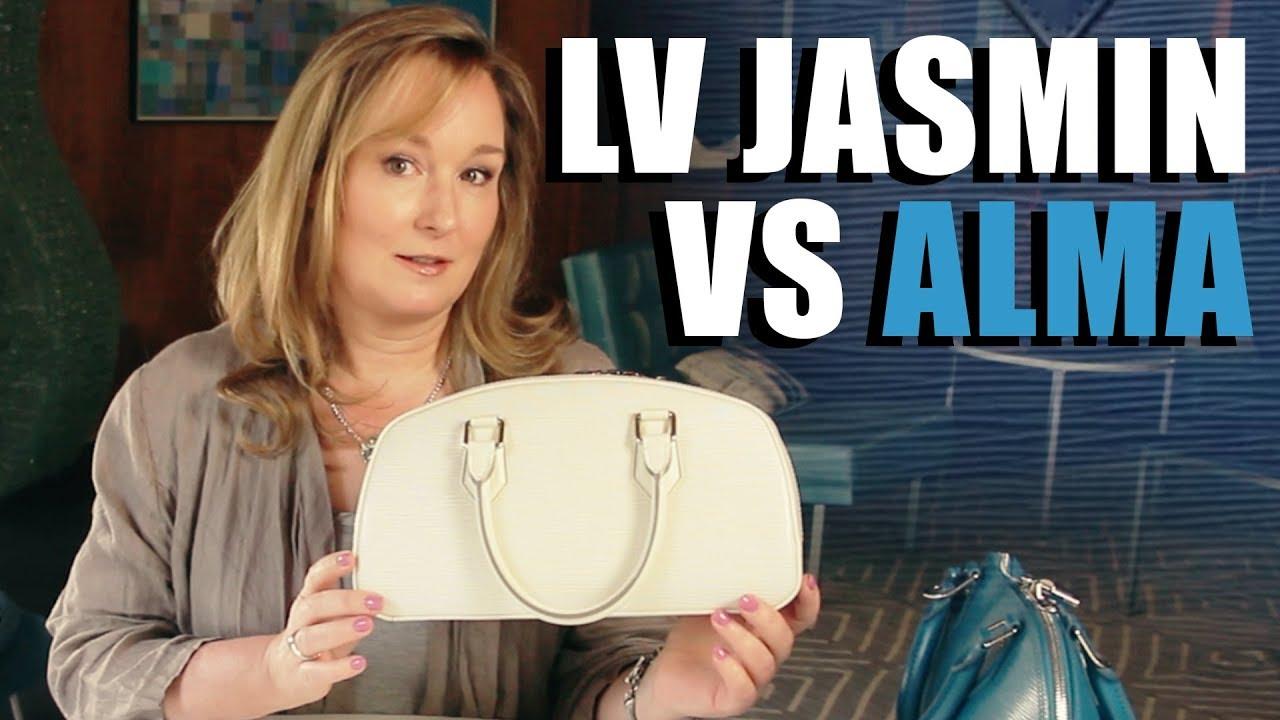 8565677b824c Louis Vuitton Jasmin Alma Comparison