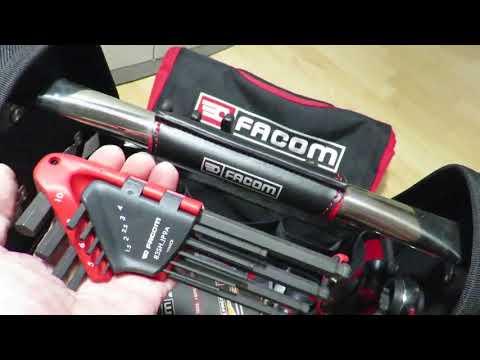 FACOM : Présentation Impudique De Tout Mon Outillage FACOM !