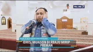 INILAH SOSOK DIBALIK SUARA ADZAN DI TV - On The Spot Terbaru 6 juni 2018