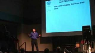 Why is Everyone So Fat, Broke and Busy? Jeff Gaines at TEDxAlbany 2010