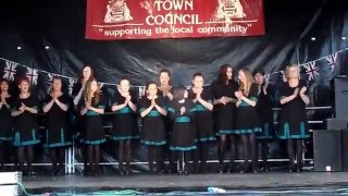 Holy Trinity Newark-On-Trent Irish Dancing for The Queen