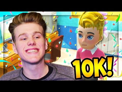 I FINALLY HIT 10,000 SUBSCRIBERS?! | Youtubers Life #2