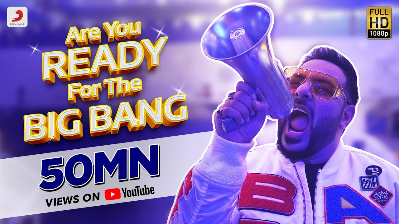 BADSHAH - Are You Ready For The Big Bang | Latest Release 2019