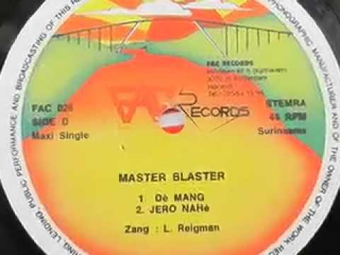 Joro Joro - Master Blaster.