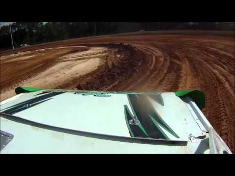 Tyler SIstrunk Motorsports - Putnam County Speedway - 2/20/2016 - Practice