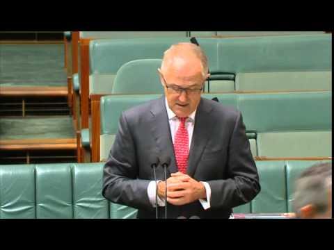 Second Reading: Data Retention Bill 2014