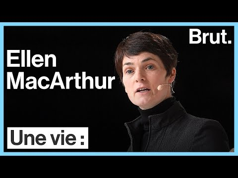Une vie : Ellen MacArthur