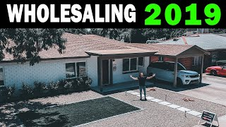 Wholesale Real Estate | 2019