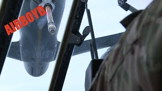 MC-130J Aerial Refueling And Jump