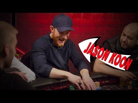 Jason Koon ENTERS THE FRAY!   S5 E32 Poker Night in America