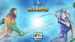 Aquaman: Race To Atlantis - Confront Orm before All-Out War Erupts (DC Kids Games)