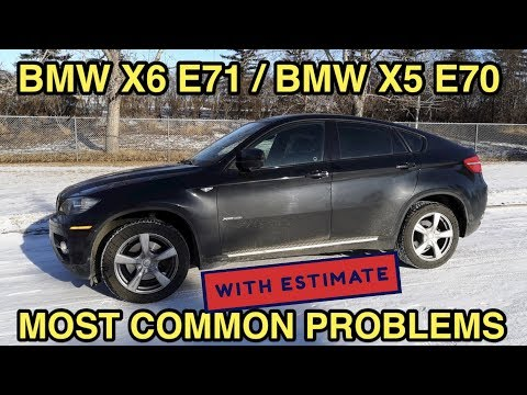Buying High Mileage X6 advice needed