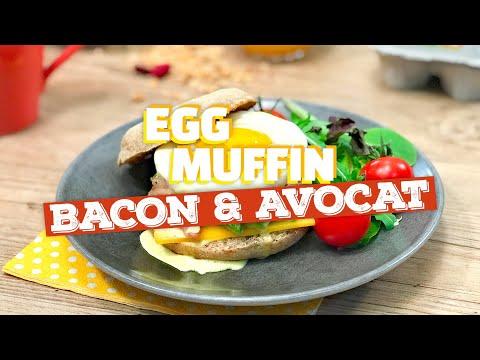 egg-muffin-bacon-&-avocat-(recette-rapido)