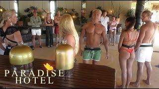 Genris bollar av stål – HUR kunde han veta??   Paradise Hotel