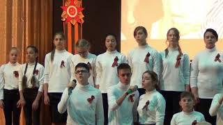 #ЖИТЬ  Гимназия Пущино  VIII фестиваль военной песни