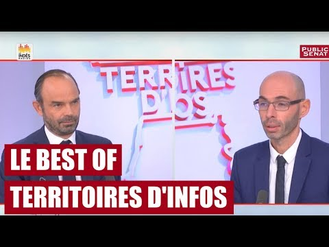Invité : Édouard Philippe – Best of Territoires d'infos (19/10/2017)