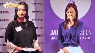 Tomomi Itano - Japan Foundation fan Q&A