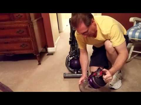 Dyson DC25 Whole House Cleaning