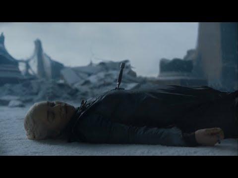 Śmierć Daenerys Targaryen