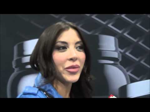Ursula Mayes predicts Manny Pacquiao vs Timothy Bradley for April 9th & becoming Stance Athlete