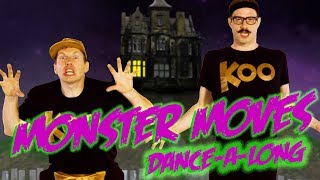 Koo Koo Kanga Roo - Monster Moves (Dance-A-Long)