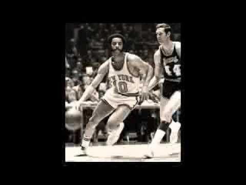 DrAlvinCom On Walt Frazier & The New York Knicks.flv