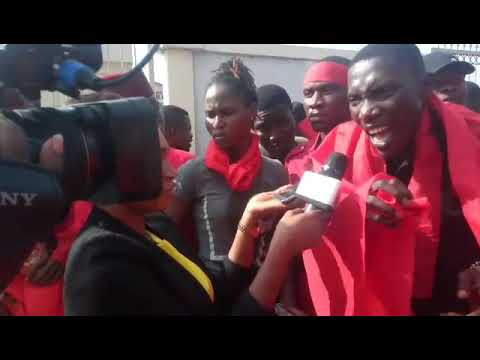 Live() Updates from Accra on NEWLY TRAINED TEACHERS DEMO. AGAINST NSS