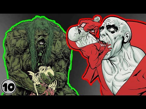 Top 10 Super Powers Superheroes Have They Wish They Didn\'t - Part 2
