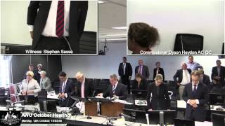Trade Union Royal Commission Webcast