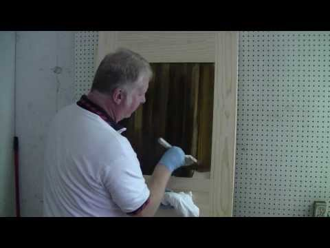how-to-stain-a-solid-wood-door