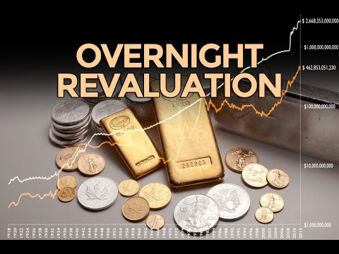 Silver, Gold & Currencies Revalued Overnight - Mike Maloney