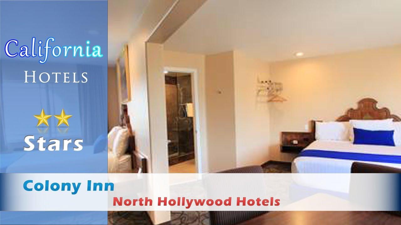 Colony Inn North Hollywood Hotels California