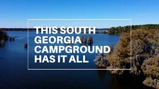 This South Georgia Campġround Has it All | Georgia State Parks | Georgia Veterans State Park