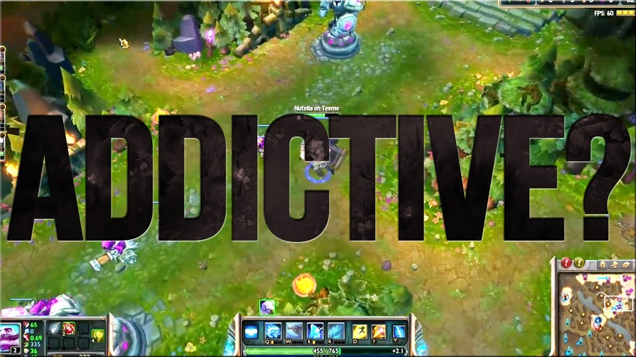 thesis video game addiction Video game addiction is still a newcomer to the field of  used his thesis to explore the relationship between  game addiction: the real story what is video game.