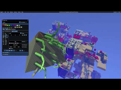 Avoyd 6DOF FPS Voxel Game - Editor Tutorial