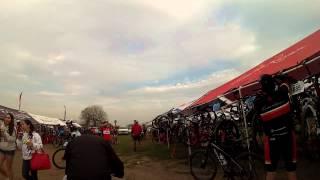 Ciclismo de Montaña en Cadereyta Jimenez antes de la carrera