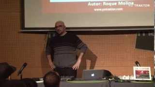 Presentación y Masterclass Yo Traktor en FNAC El Triangle (Barcelona)