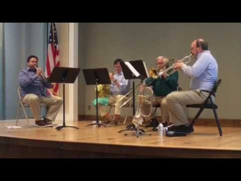 Fanfare from G.F.Handel's Water Music Suite