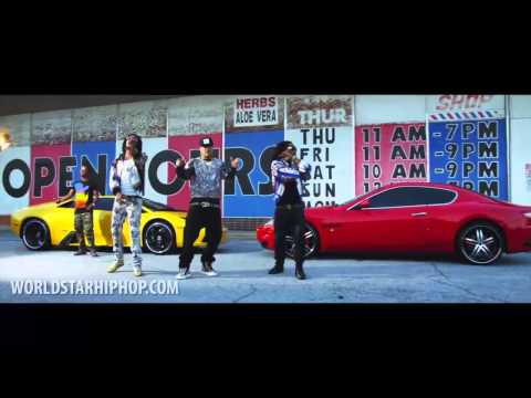 Migos Ft. French Montana -  ROLL ON (Official Video)